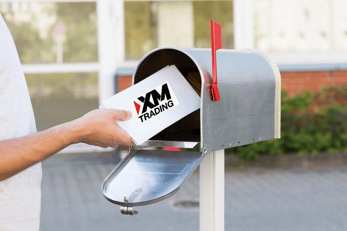 郵便物は届かない