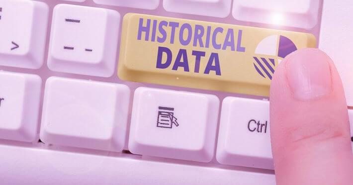 ヒストリカルデータとは