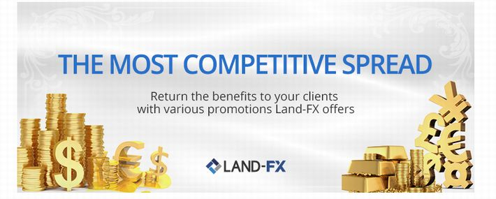 LAND-FXのボーナス